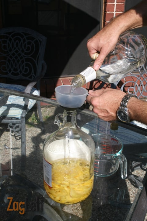 Lemoncello_mixing_everclear_peels_from_Zagleft