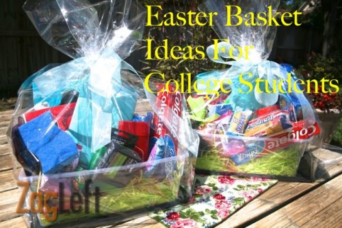 Easter Basket Ideas For College Students from Zagleft  c