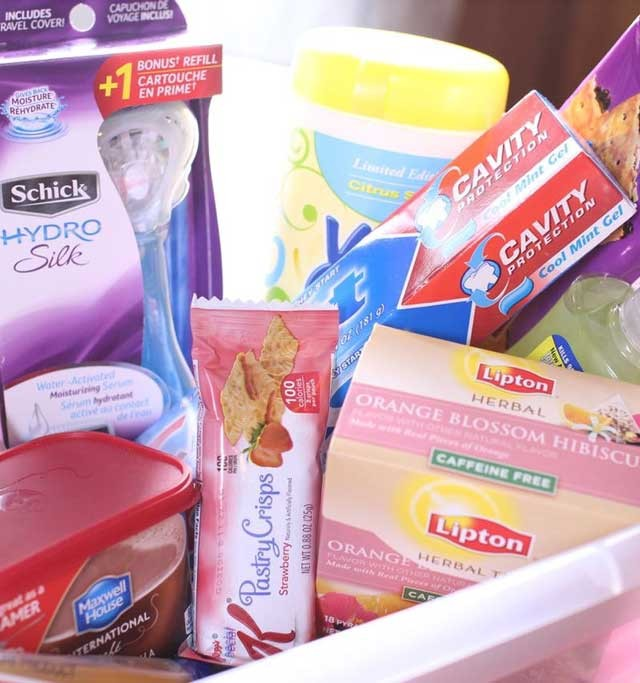 What to Include In a College Care Package - ZagLeft